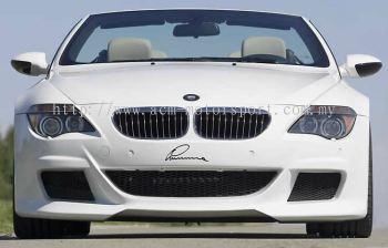 BMW E63 LMR bodykit