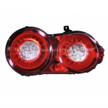 Nissan GTR35 Smoke red led tail light