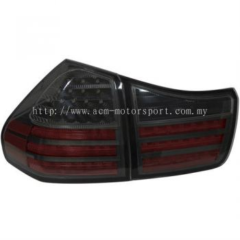 Toyota Harrier tail light type B