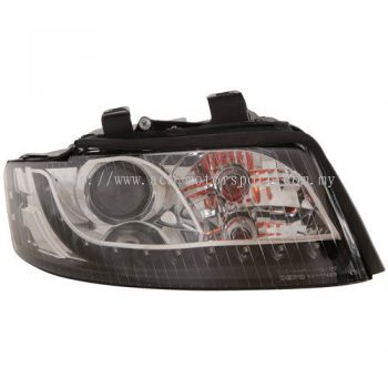 Audi A4 B6 head lamp type B