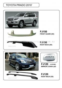 Toyota Prado 2010 Under guard