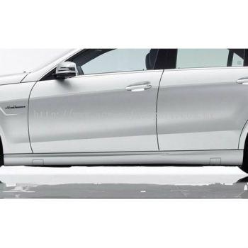 Mercedes Benz W212 AMG E63 Side skirt
