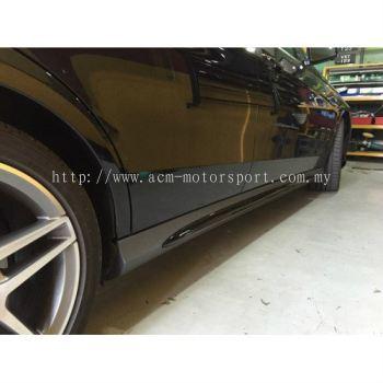 Mercedes Benz W212 (FL) AMG E63 side skirt