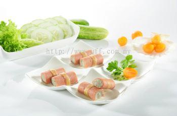 Chicken Slice Roll