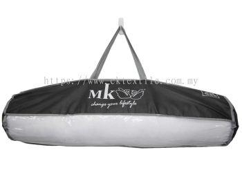 MK Microfibre Bolster