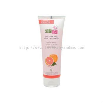 Sebamed Shower Gel with Grapefruit 250ml