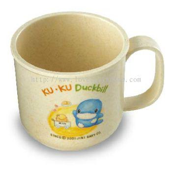 KUKU KU3028 Bamboo Fiber Cup