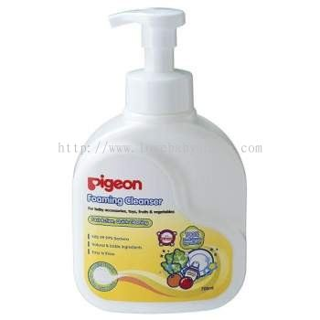 PIGEON 12820 LQ CLEANSER 700ML FOAM TYPE