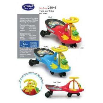 Mydear Twisty Car 23046