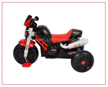 SWEET HEART TRICYCLE  TC6333(RD)