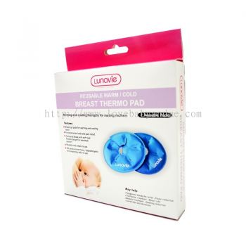 Lunavie Reusable Warm/Cold Breast Thermo Pad