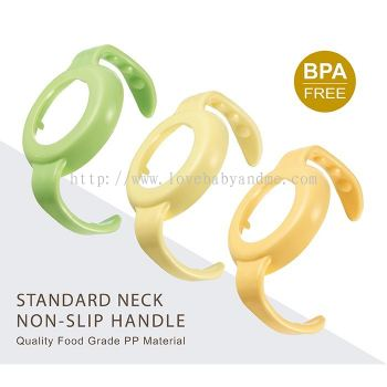 Simba Standard Neck Non-Slip Handle (1pcs) Green