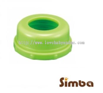Simba Leakage-Free Standard Neck Cap -3pcs Green