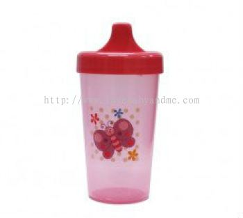 Treenie - Spill Proof Drinking Cup Butterfly