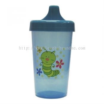 Treenie - Spill Proof Drinking Cup Caterpillar