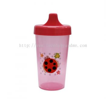Treenie - Spill Proof Drinking Cup Lady Bug