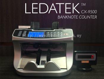 LEDATEK CX-9500 Banknote Counter