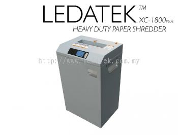 LEDATEK XC-1800PLUS PAPAR SHREDDER