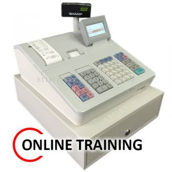 SHARP XEA 307 CASH REGISTER ONLINE TRAINING