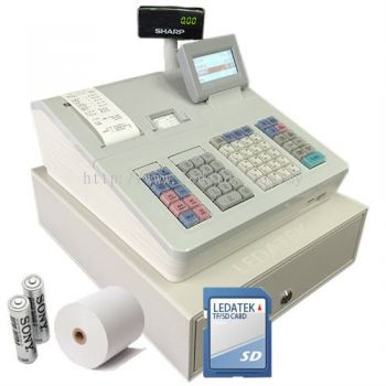 [Premium] SHARP XEA 307 GST READY CASH REGISTER / HIGH END CASHIER