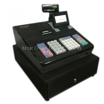 SHARP XE-A207 ADVANCE CASH REGISTER