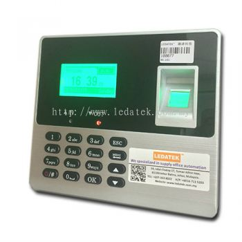 [Economy] LEDATEK BC-101 Fingerprint Time Recorder