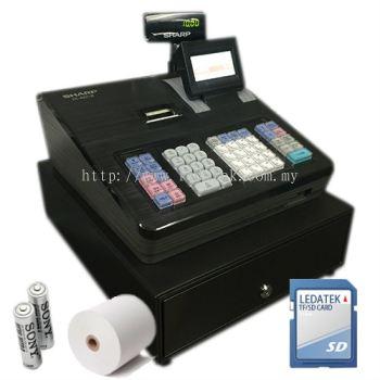 [Premium] SHARP XEA-207 Advance GST / non-GST / VAT Cashier
