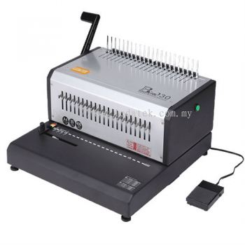 LEDATEK AUTOBIND30 Electric Heavy Duty Comb Binder