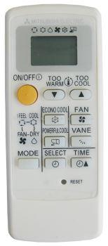 Mitsubishi Air-Cond Remote Control