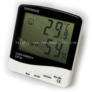 Thermo-Hygrometer ETP101