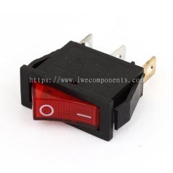 3 Pin Rocker Switch SW-061