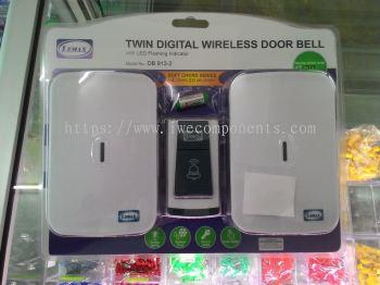 Twin Digital Wireless Door Bell