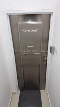Security Door 9