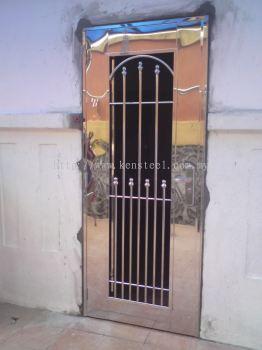 Security Door 22