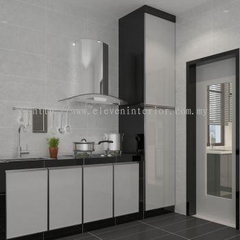 Wet Kitchen Design