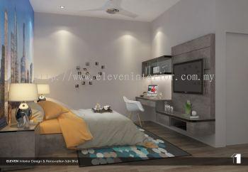 Bedroom Design -  Bedroom TV Cabinet Design