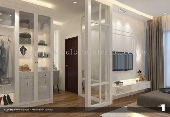 Wardrobe Design - Walk-in Wardrobe Design
