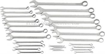 PROTO - 26 PIECE SATIN COMBINATION ASD WRENCH SET - 12 POINT