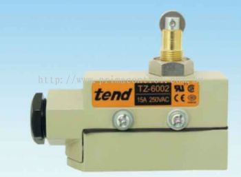 TEND TZ-6003 ENCLOSED SWITCH Malaysia Indonesia Philippines Thailand Vietnam Europe & USA