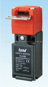 TEND TZ-93BPG01 SAFETY KEY INTERLOCK SWITCH Malaysia Indonesia Philippines Thailand Vietnam Europe & USA