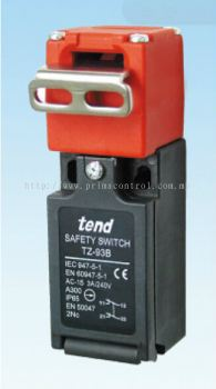 TEND TZ-93BPG02 SAFETY KEY INTERLOCK SWITCH Malaysia Indonesia Philippines Thailand Vietnam Europe & USA