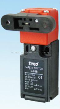 TEND TZ-93BPG03 SAFETY KEY INTERLOCK SWITCH Malaysia Indonesia Philippines Thailand Vietnam Europe & USA