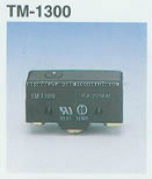 TEND TM1300-1 MICRO SWITCH (SEALED TYPE)  Malaysia Indonesia Philippines Thailand Vietnam Europe & USA