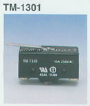 TEND TM1301-3 MICRO SWITCH-20A (SEALED TYPE) Malaysia Indonesia Philippines Thailand Vietnam Europe & USA