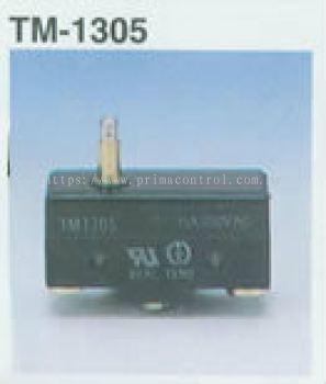 TEND TM1305-1 MICRO SWITCH (SEALED TYPE)  Malaysia Indonesia Philippines Thailand Vietnam Europe & USA