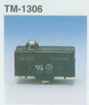 TEND TM1306-3 MICRO SWITCH-20A (SEALED TYPE) Malaysia Indonesia Philippines Thailand Vietnam Europe & USA