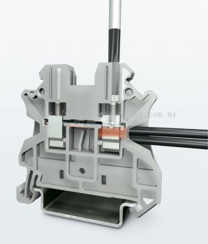 SCREW TYPE TERMINAL BLOCKS UK SERIES Malaysia Thailand Singapore Indonesia Philippines Vietnam Europe USA