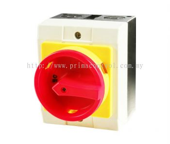 Isolator Switch - iCON Main Switch D12 Box