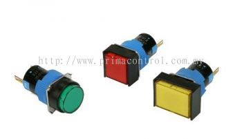 16mm Push Button Switch - D Series