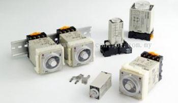 Timer Relay - KACON  TTL TTM TTS Series